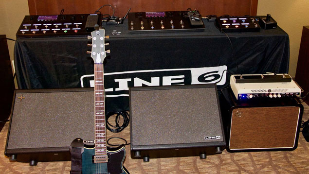 The AMP SHOW and GUITAR PEDAL EXPO site!